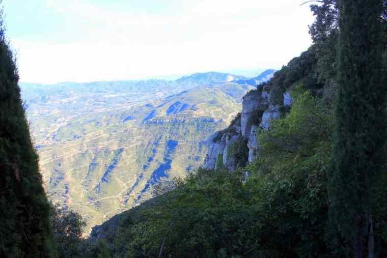 Beautiful scenery in Spain