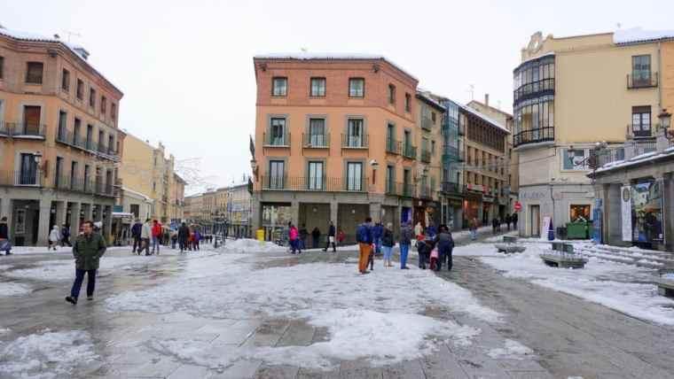 Explore Segovia