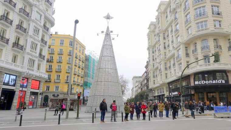 Walking Madrid