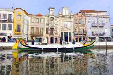 Aveiro walking tour