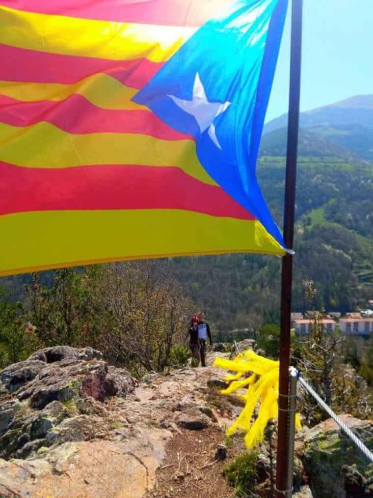 Via Ferrata in the Pyrenees