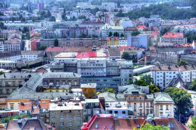 Brno buildings