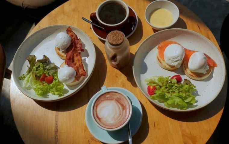 Brunch at Case Study Hotel Bangkok