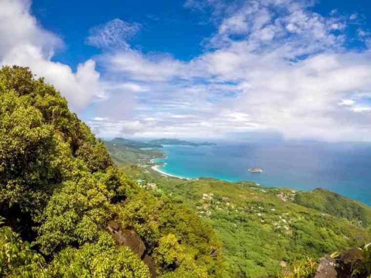 Morne Blanc View Point