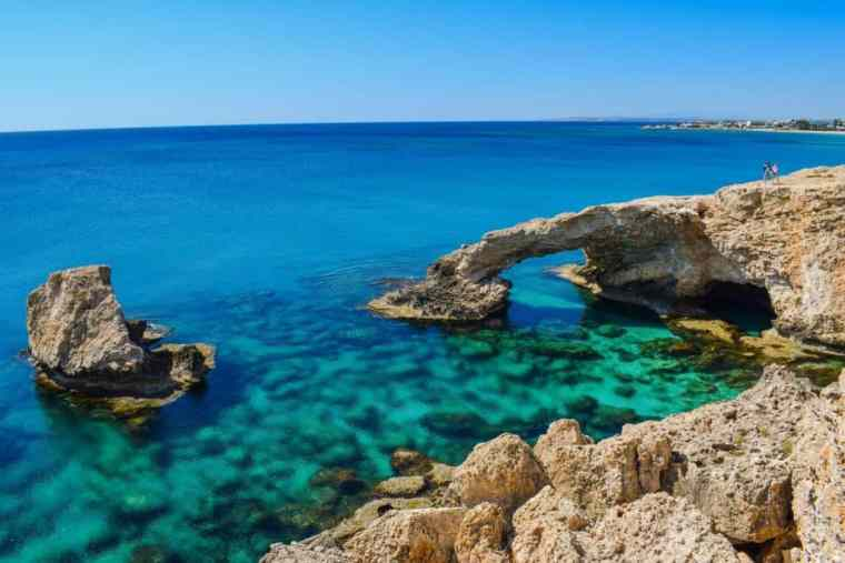 Cyprus has some stunning coves and beaches to explore