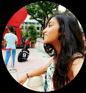 Rachita Saxena of Nomllers