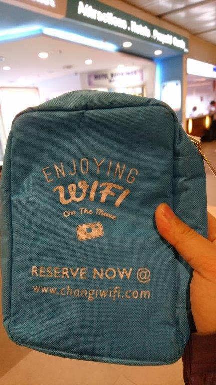 Review: Changi Recommends Pocket Wifi Router