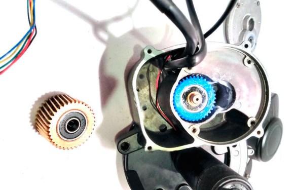TongSheng TSDZ2 Gear Cog Replacement