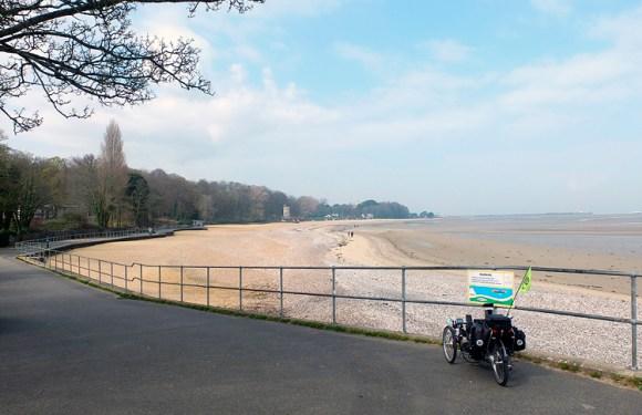 (VIDEOS/PICS) Hidden Gems – Isle of Wight – Far Extension Of Ryde Seafront & Esplanade