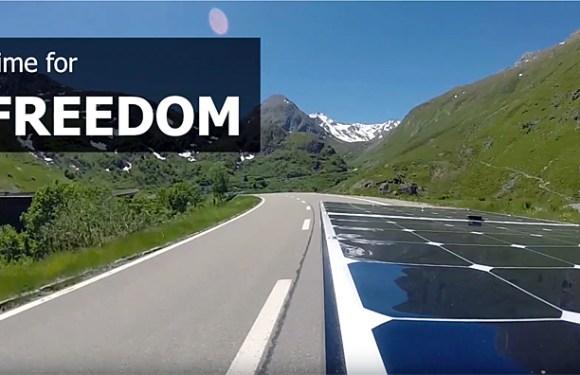 VIDEO – Sun Trip Solar Trike & Bike Ride From France To China Via The New Silk Roads