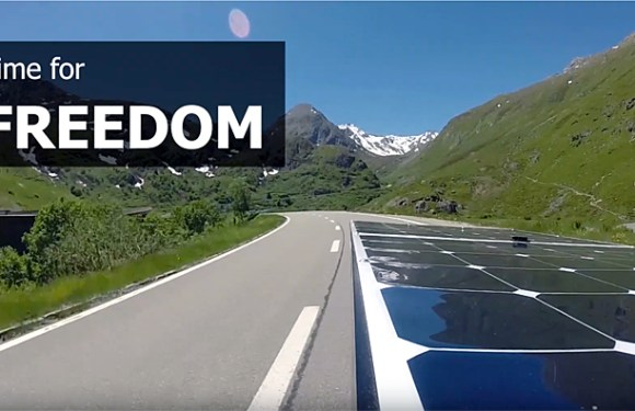 VIDEO – Sun Trip Solar Trike & Bike Ride From France To China Via The New Silk Roads