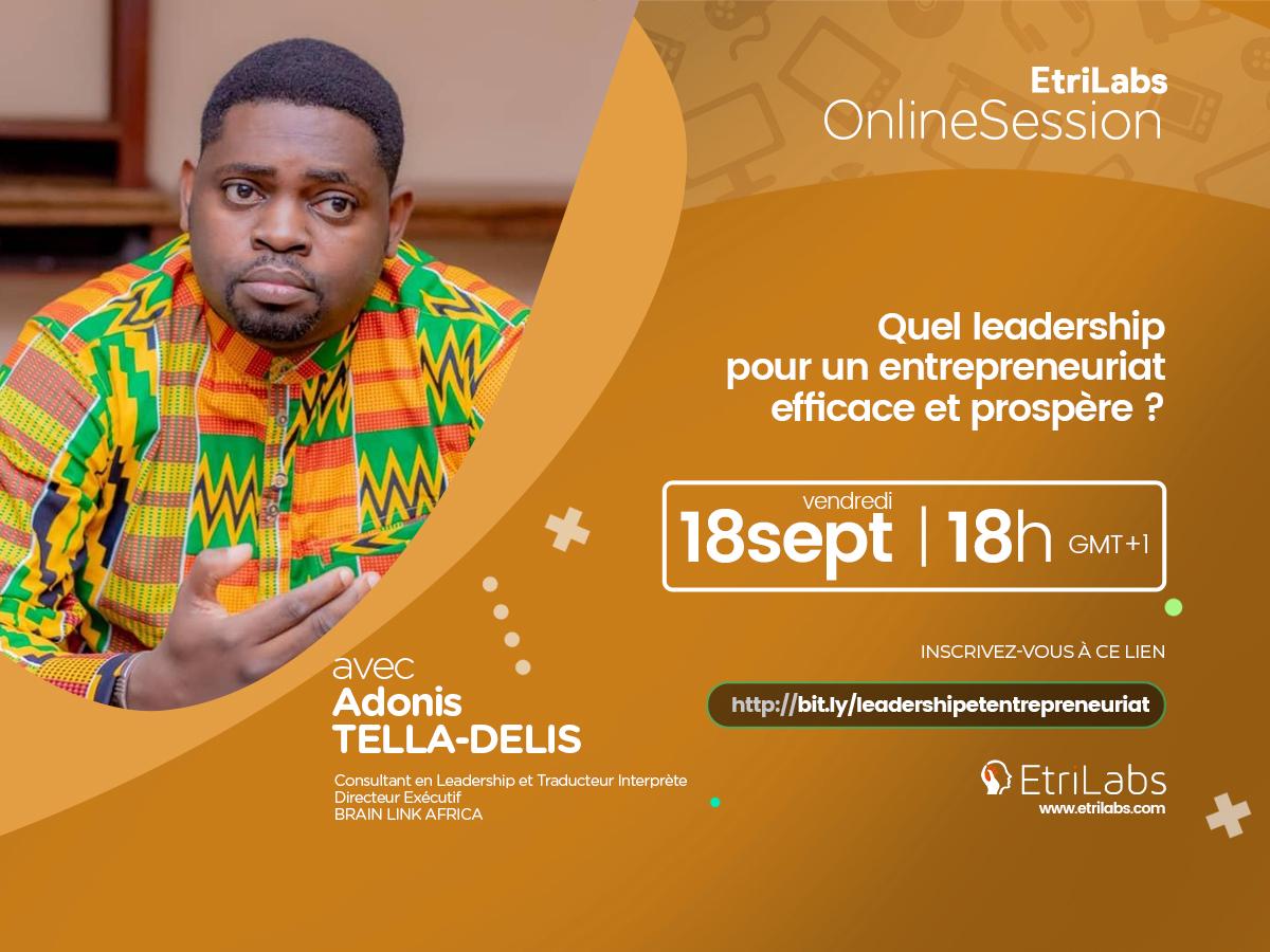 Session leadership