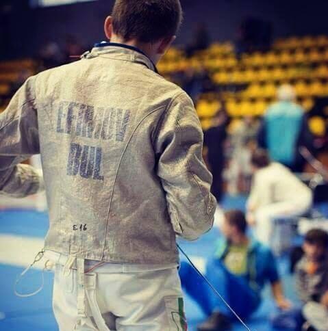 Христо Ефимов - девети сред европейските кадети!