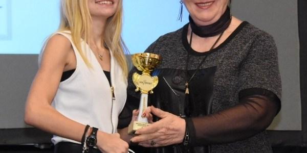 Йоана Илиева Млад спортист на България
