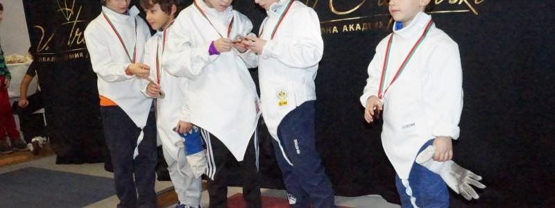 деца фехтовка тренировки
