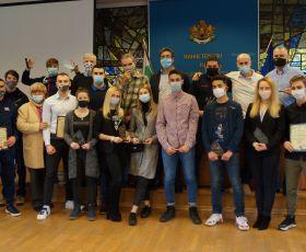 Българска федерация по фехтовка годишни награди