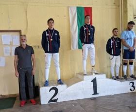сабя Купа България първи кръг