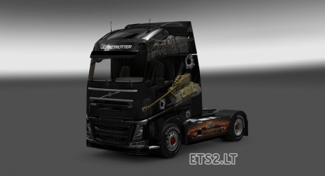 Volvo-FH-2012-World-of-Tanks-Skin-1