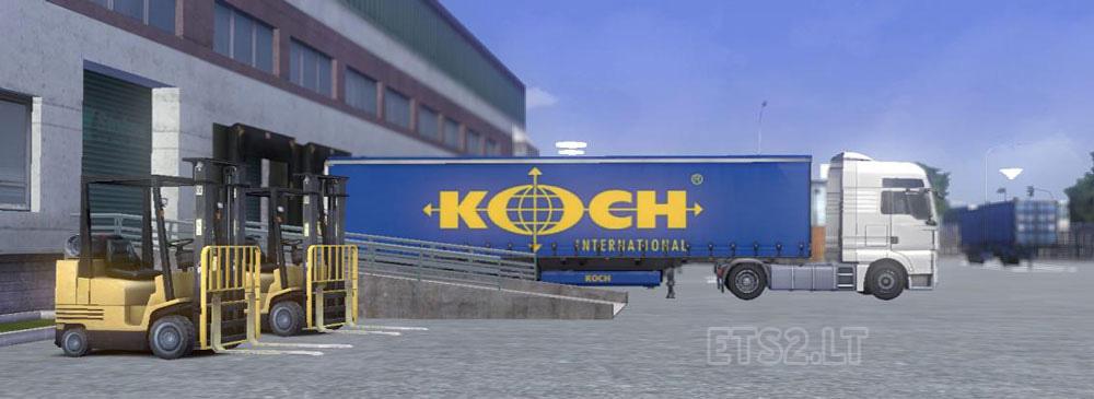Koch international trailer for Koch international