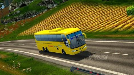Czech Student Agency Bus mod + Passengers FINAL (fixed)-2