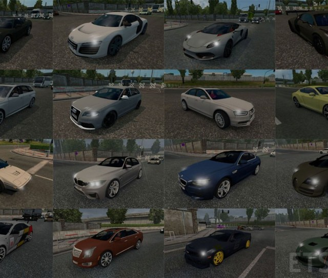 Asphalt  Traffic Pack Update