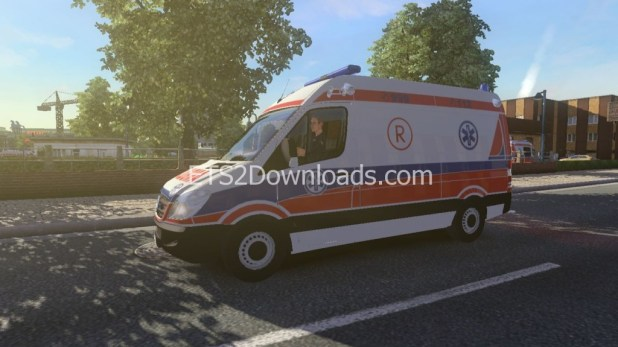 Mercedes-Sprinter-2nd-Generation-Polish-Ambulance-ETS2-2