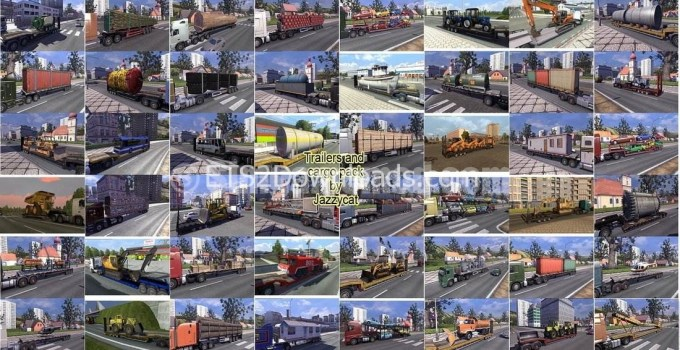 Jazzycat Archives - Page 6 of 7 - ETS2 Mods