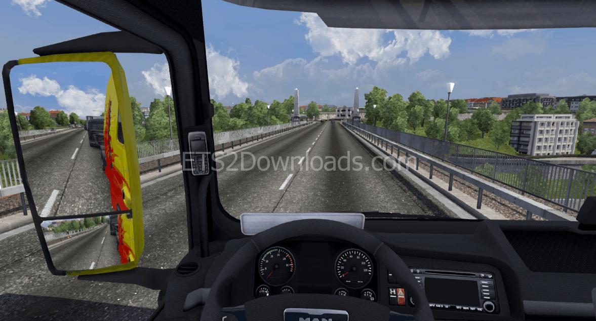 Best Graphics Mod v1 0 - ETS2 Mods