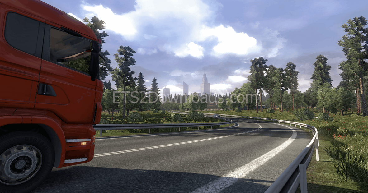 Download Going East DLC for Euro Truck Simulator 2