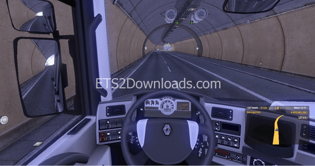 high-geared-transmission-for-renault-magnum-ets2