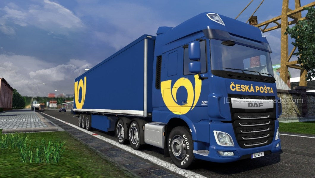ceska-posta-skin-pack-for-daf-euro-6-2