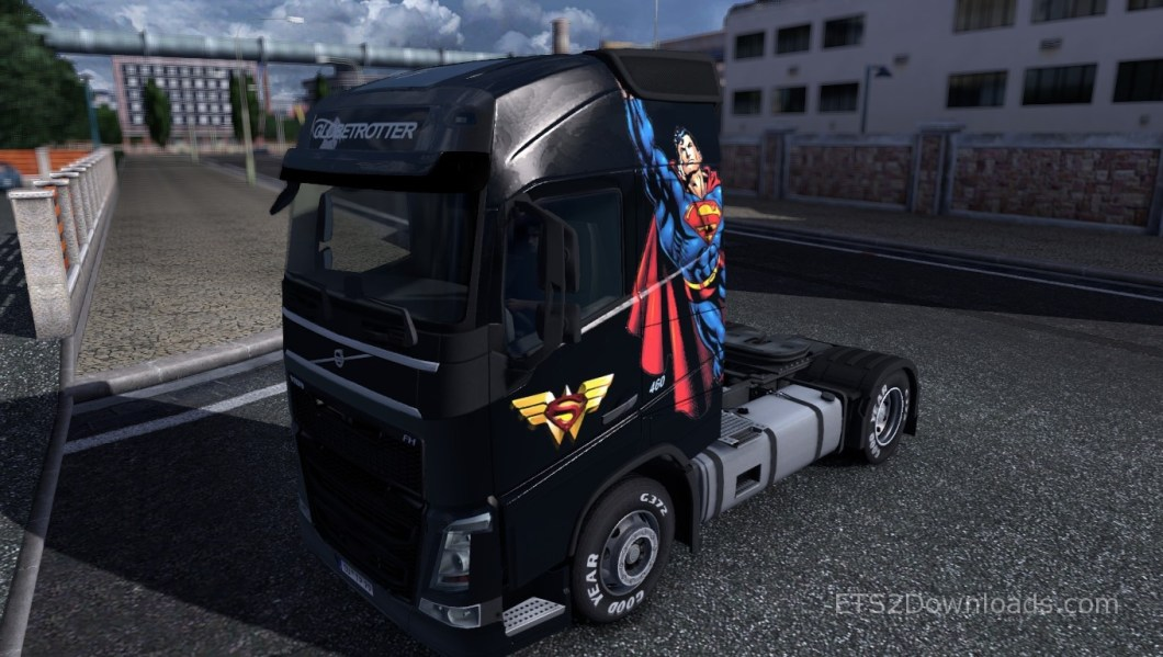 superman-skin-for-volvo-fh-2012-1