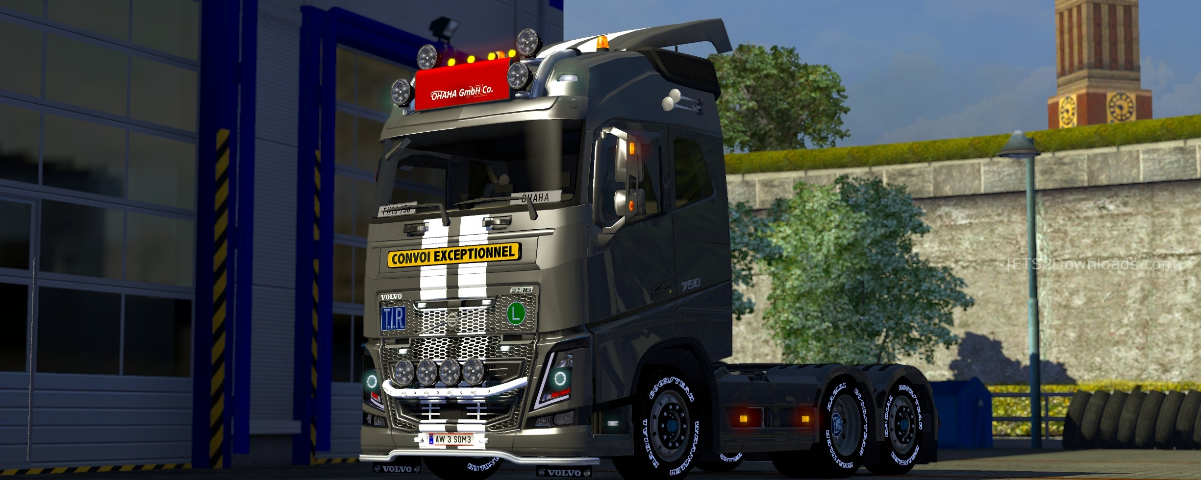 Volvo Fh 2013 By Ohaha V19 6 Ets2 Mods