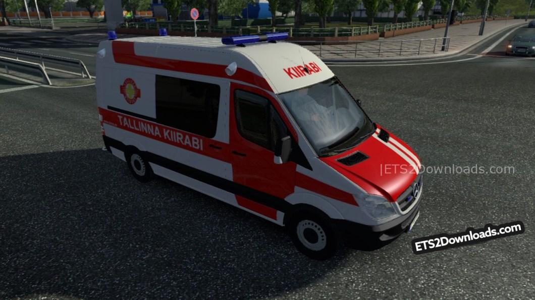 ambulance-and-police-cars-2