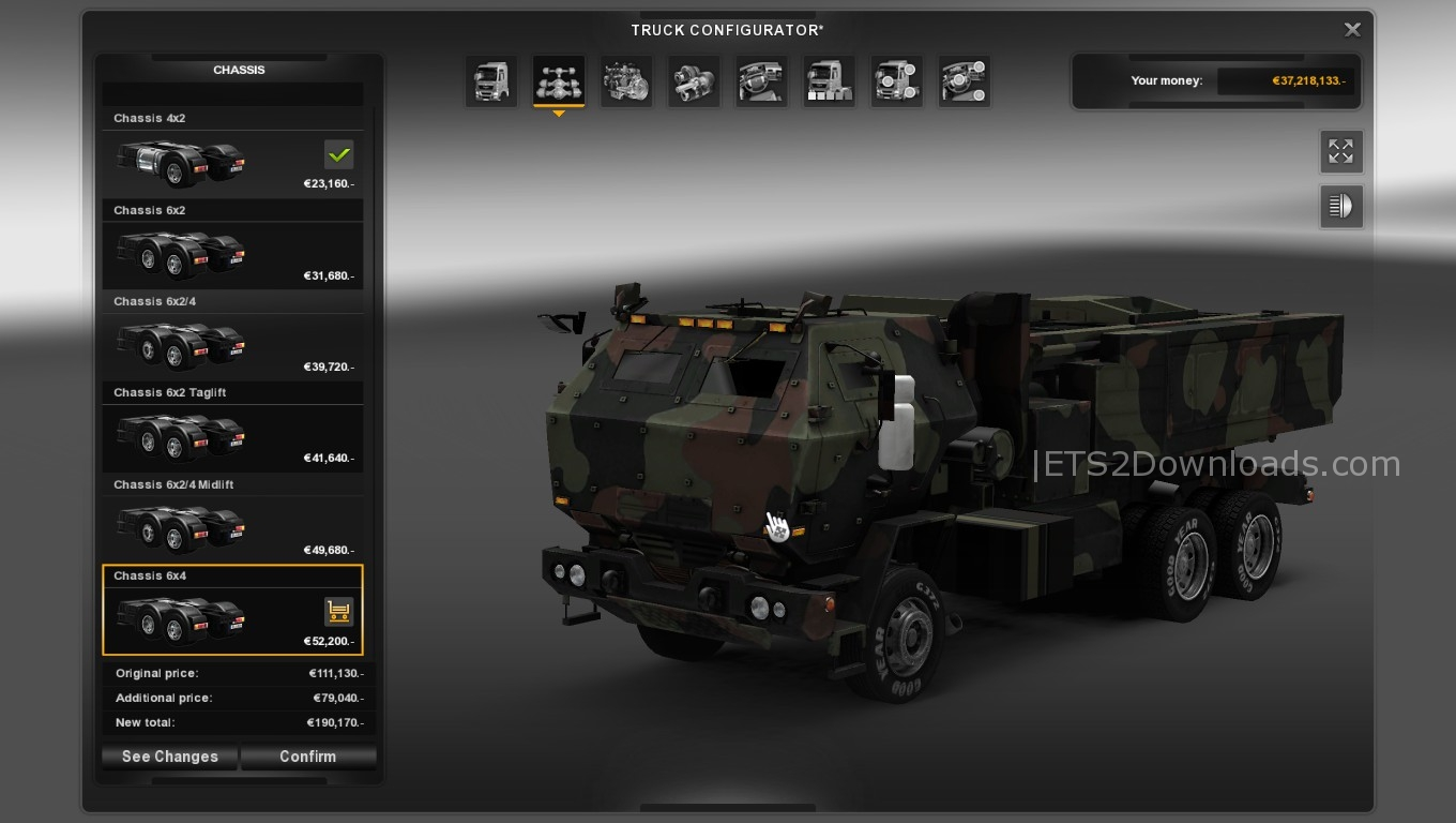 Military Truck Ets2 Mods