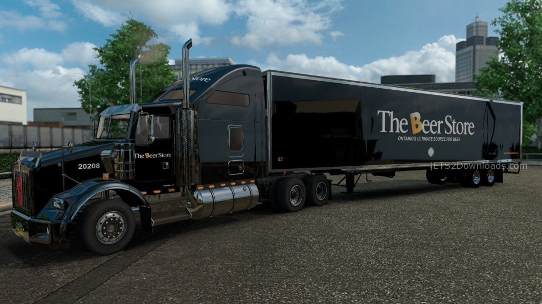 the-beer-store-skin-pack-for-kenworth-t800