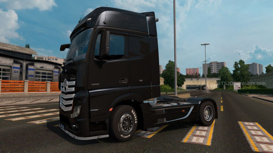 4x2-chassis-for-mercedes-benz-actros