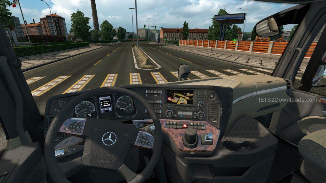 realistic-mercedes-benz-new-actros-interior