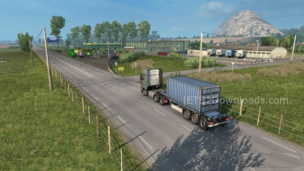 HDR Real Graphics Mod ETS2 1 26 (For Oculus Rift) - ETS2 Mods