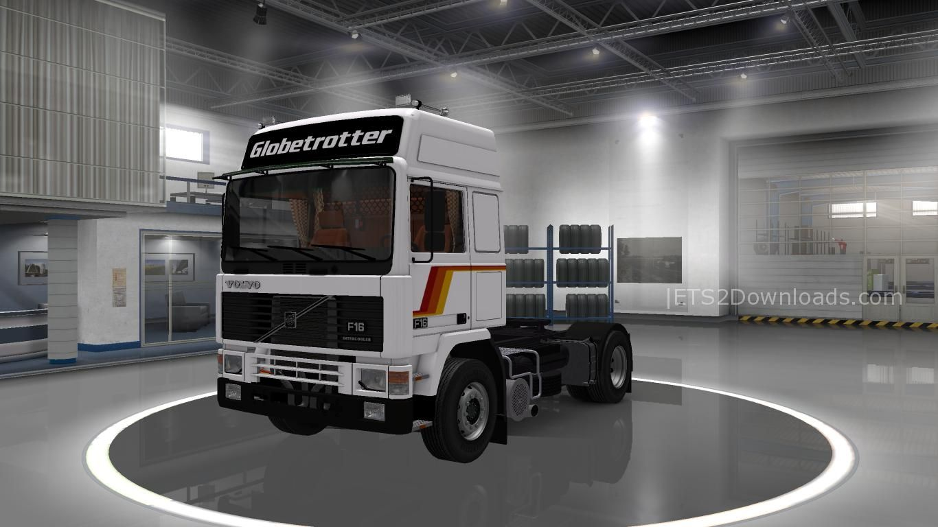 Volvo Truck Dealer >> Volvo F Series - ETS2 Mods