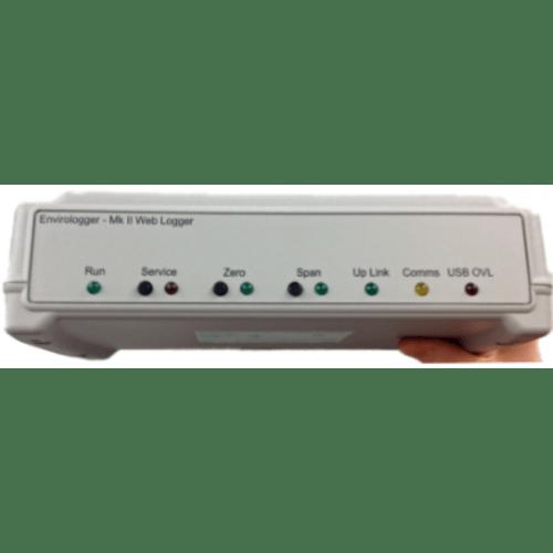 Air Monitors - Web Logger (Gateway)