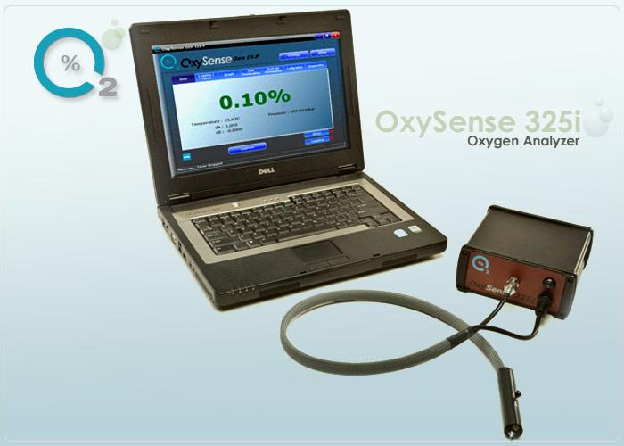 invasive Oxygen Analyzer