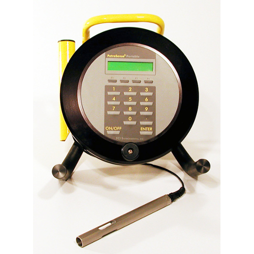 PHA-100 - Portable Hydrocarbon Analyzer