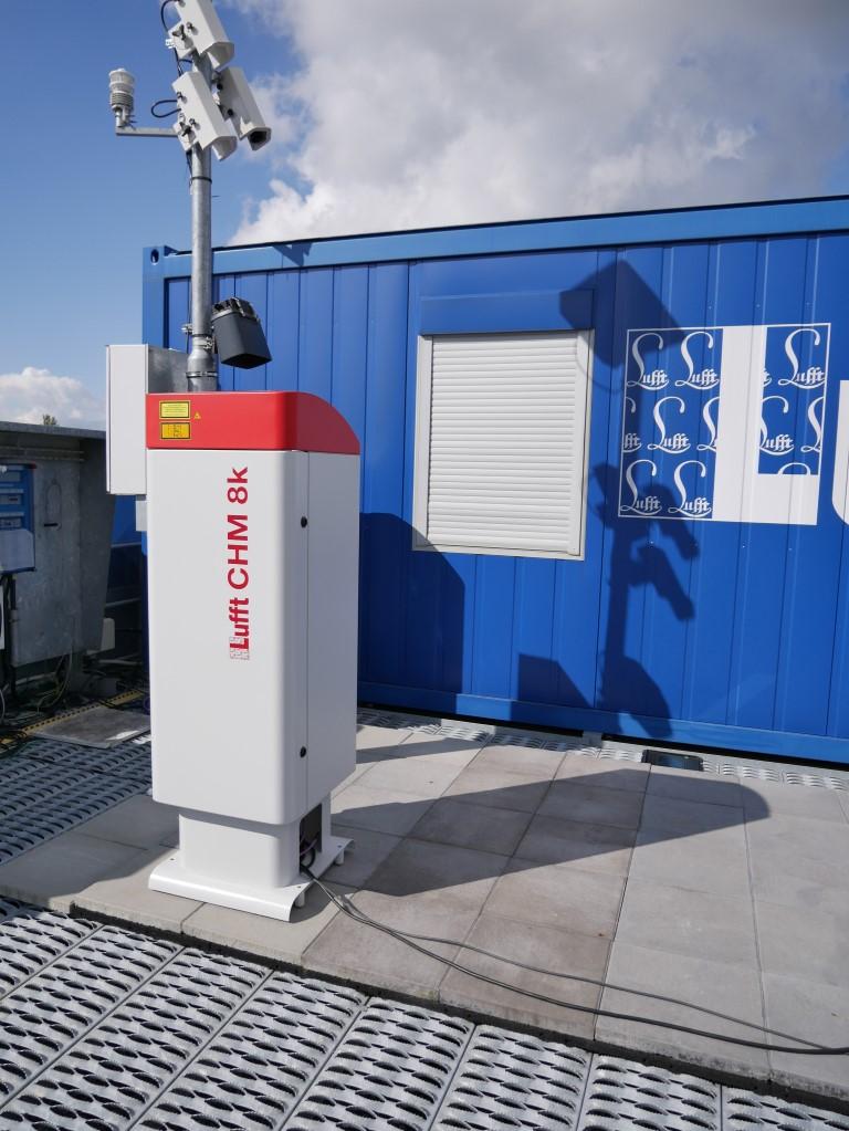 lidar based cloud sensor