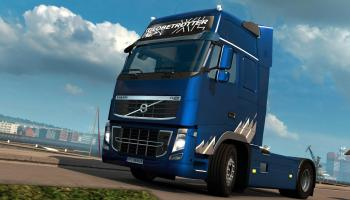 Volvo FH 2009 Power Edition skin | ETS2 Mods