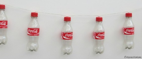coca cola fairy light without