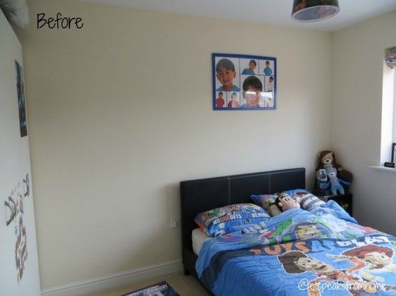 Dulux Bedroom in a box Avengers Assemble Review before