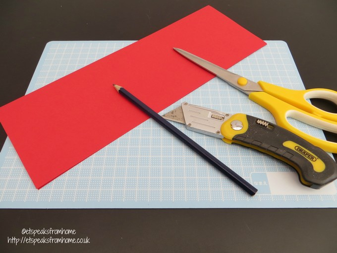 paper cut tulip  u0026 flower border