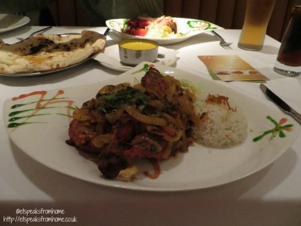 bhujon indian chicken tandorri oven