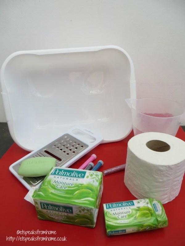 colgate palmolive soap clean mud recipe